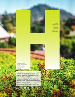 Cover of HH Magazine