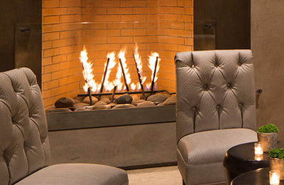 Hotel healdsburg amenities and services fireplace lounge teraionfo